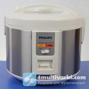 Рецепты для мультиварки Филипс (Philips)