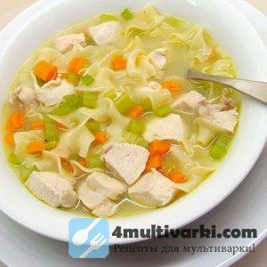 Варим суп в мультиварке Редмонд