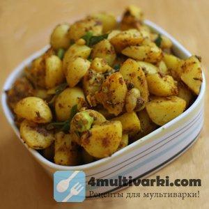 Картошка в мультиварке панасоник не вредя здоровью