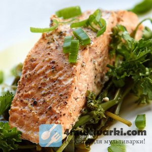 Рыба на пару в мультиварке – пошаговый алгоритм приготовления блюда!