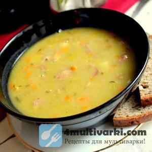 Гороховый суп в мультиварке панасоник – мировой чемпион по популярности