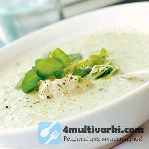 Польский молочный суп в мультиварке Мулинекс