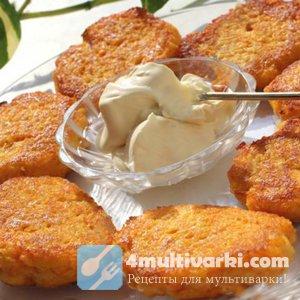 Морковно-яблочные котлетки в мультиварке – блюдо для детей и взрослых