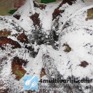 Яблочная шарлотка в мультиварке радует простотой приготовления и яркостью ш ...