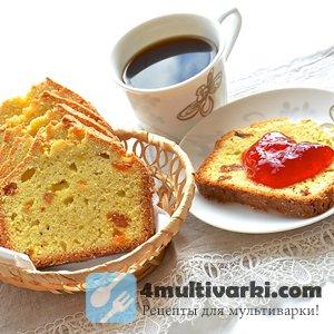 Рецепт медового кекса в мультиварке