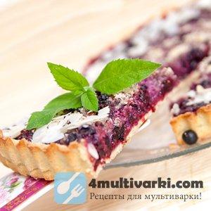Рецепт чизкейка со смородиной в мультиварке