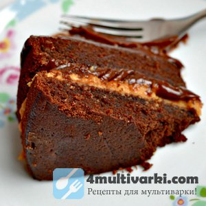 Шоколадная легкость рецепта бисквита в мультиварке