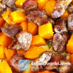Блюда из тыквы в мультиварке полезны, вкусны и разнообразны