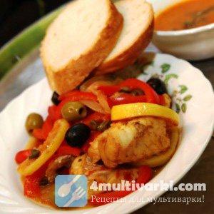 Рыбный суп в мультиварке готовим по африканскому рецепту!