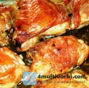 Универсальный рецепт жареной курицы