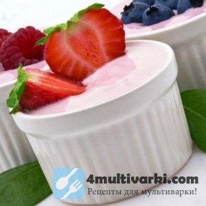 Эталонное качество йогурта в мультиварке Поларис