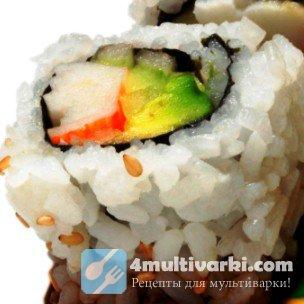 Как варить рис для суши в мультиварке? Без сложностей и затруднений!