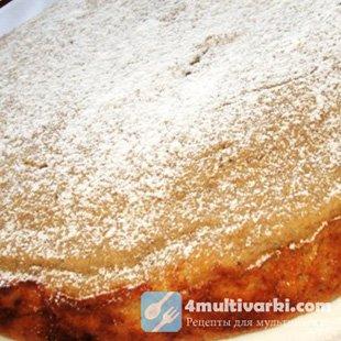 Базовый рецепт бананового пирога в мультиварке