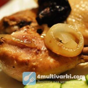 Как приготовить куриные голени в мультиварке припусканием