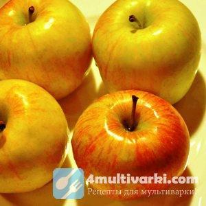 Яблоки в мультиварке: рецепт консервированного пюре