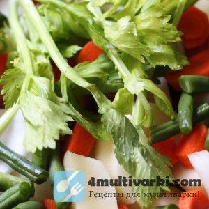 Универсальный рецепт овощного рагу в мультиварке