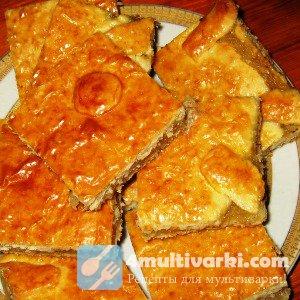 Лимонный пирог: рецепт в мультиварке прост и доступен!