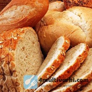Печем хлеб с гречневой мукой в мультиварке