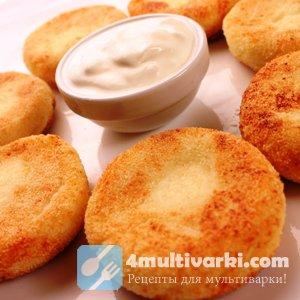 «Сырный» рецепт сырников в мультиварке