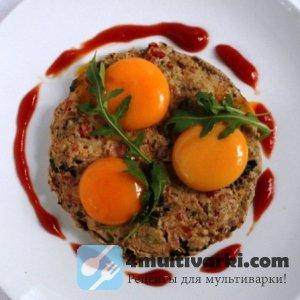 Невероятно вкусная яичница в мультиварке по рецепту от Алена Дюкасса