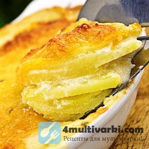 Картофельная запеканка с фаршем в мультиварке по эксклюзивному рецепту!