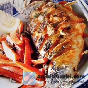 Как приготовить морского окуня в мультиварке особенно вкусно?
