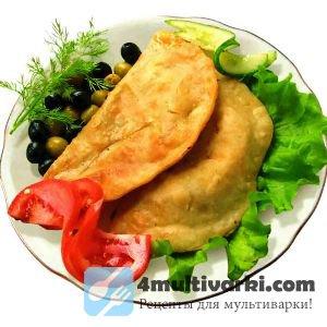 Как приготовить в мультиварке чебуреки с мясом или сыром?