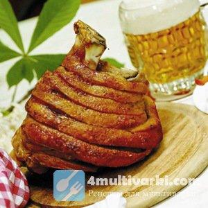 Как приготовить свиную рульку в мультиварке просто и вкусно?