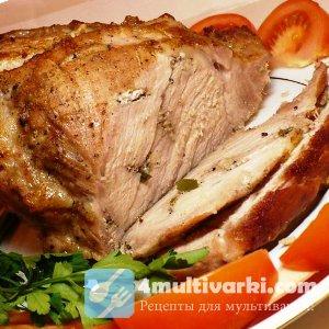 Карибский рецепт свинины в мультиварке