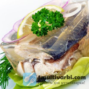 Заливная рыба в мультиварке: необычный, но несложный рецепт