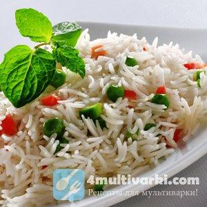 Рецепт риса в мультиварке для приготовления гарнира