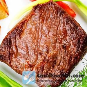 Жарим мясо в мультиварке