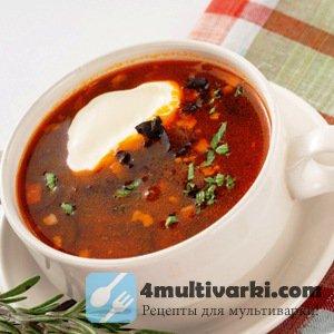 Солянка мясная в мультиварке: рецепт для тех, кто не любит копченостей