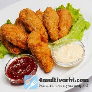 Вкусные «самородки»: наггетсы куриные в мультиварке