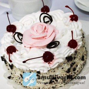 Шоколадный торт в мультиварке по рецепту Муми-мамы