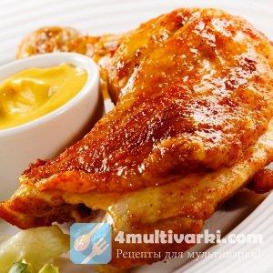 Рецепт курицы в мультиварке со сметаной