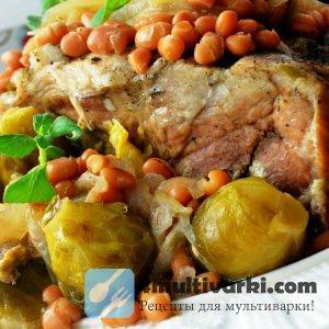 «Борщевой» рецепт свинины в мультиварке