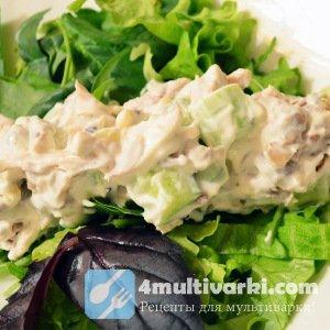 Редька маргеланская – основа вкуснейшего салата