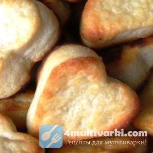 Творожное печенье любимо и взрослыми, и детьми