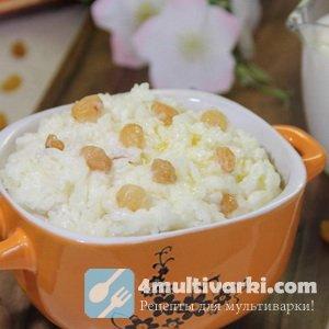 Молочная каша в мультиварке: универсальный рецепт
