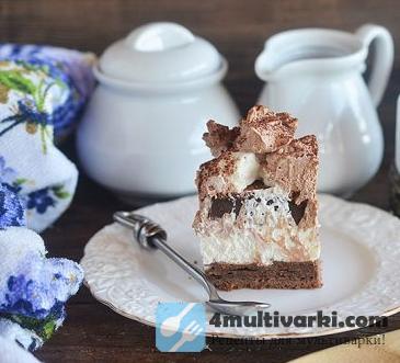 Шоколадное пирожное «Янчи»